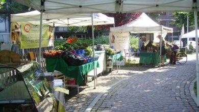 Mercati contadini attivi a Milano città