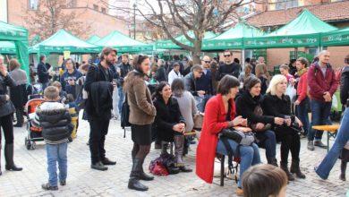 Bologna: il Mercato della Terra di Slow Food