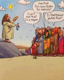 funny-jesus-vegan