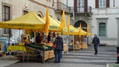 vigevano mercato contadino