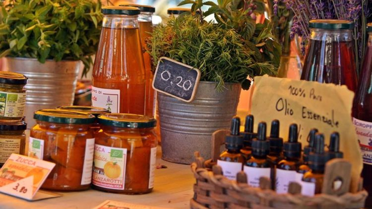 Mercato contadino - BorgoTaro