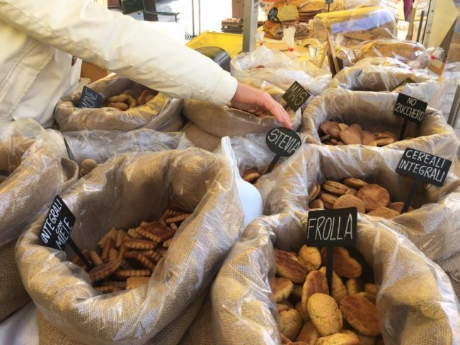 Biscotti artigianali - Azienda Agricola I due platani.