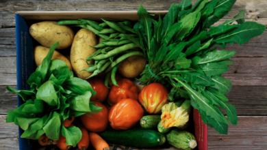Le cassette di frutta e verdura bio a domicilio, a Milano