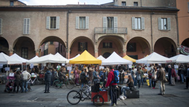 Tutti i mercati contadini di Bologna, divisi per giorno e mappati per zone