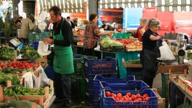 Tutti i mercati contadini e biologici attivi a Torino