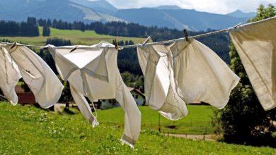 Come rimediare a un errore di lavaggio in modo naturale?