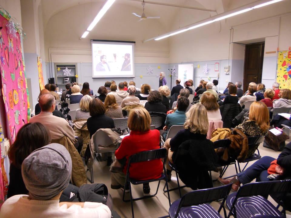 Incontro Nutrimente in Biblioteca Passerini Landi, 15/12/17.