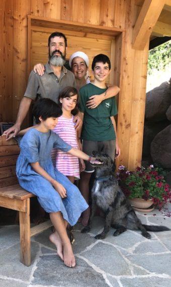 La famiglia Bauer ad oggi