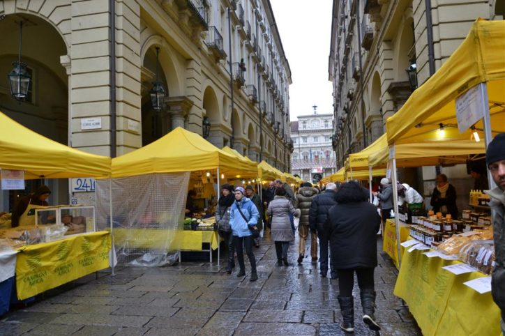 Torino Mercato Palazzo di Città