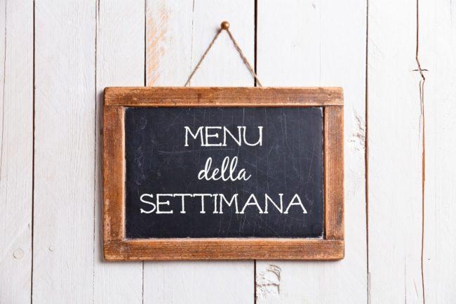 lavagna-'menu-della-settimana'