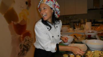 Serena Bivona Chef naturale vegan Cucini-amo