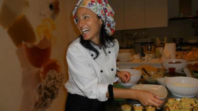 Cucina sana e naturale a domicilio, con la personal chef