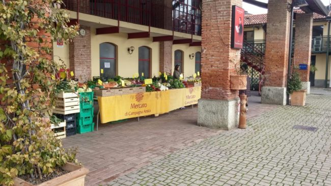 Mercato contadino a Lodi