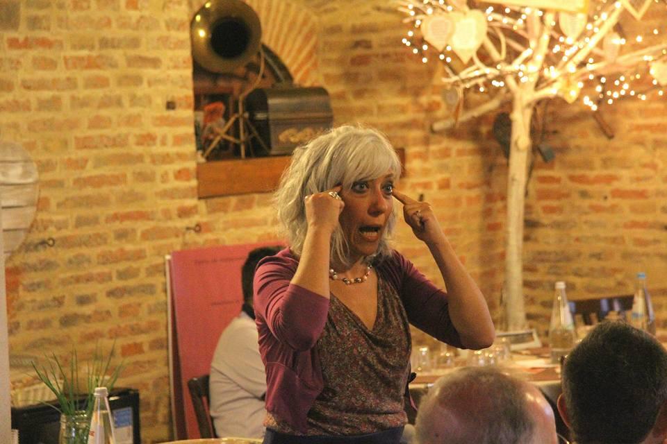 Antonella Gallino comunicatrice