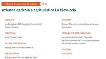 anteprima profilo BASE azienda agricola