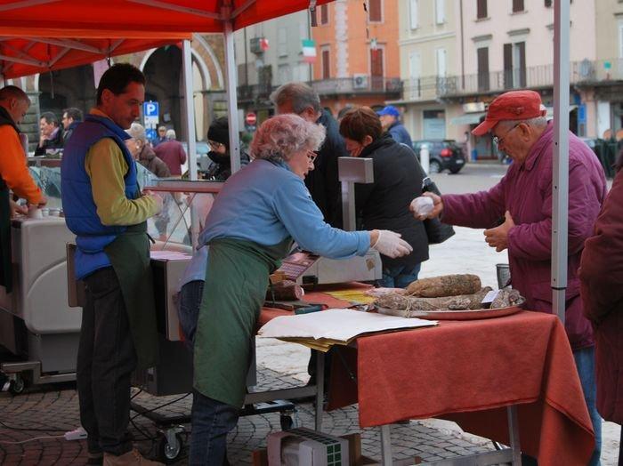 Farmers Market Casalmaggiore Cremona