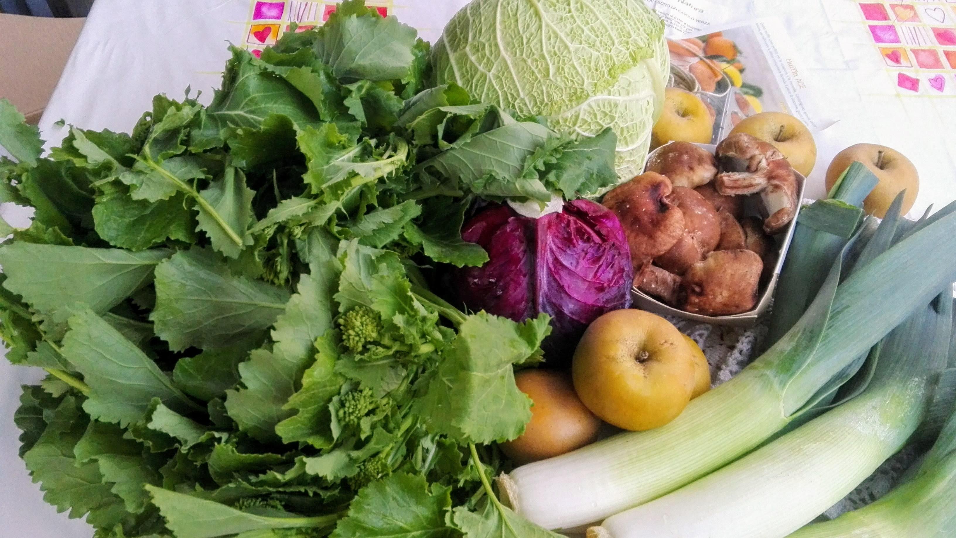 Box Frutta e Verdura Bio Porta Natura