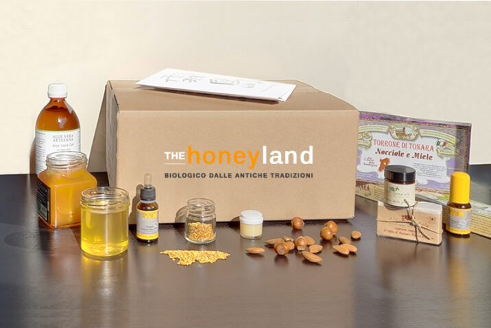 The Honeyland: shop di miele e prodotti biologici