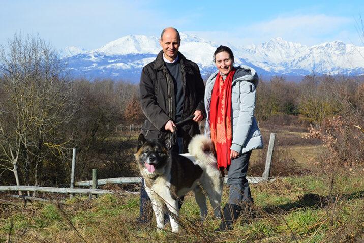 The Honeyland: Manuele Francesio e Manuela Sdrulla