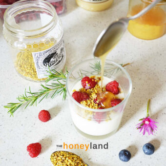 The Honeyland: miele biologico e polline