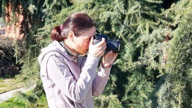 The Honeyland: Manuela Sdrulla